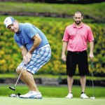 A future playoff will decide John Allan Tournament championship