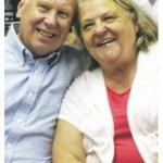 Mr. and Mrs. Michael Kusmierz celebrate 50th anniversary