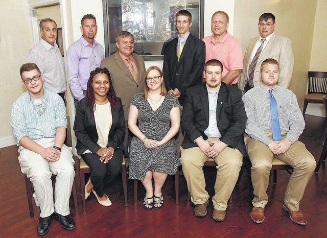 Misericordia University students work with Greater Pittston Historical Society for research fellowship