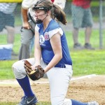 Pittston Area's Senior Softball team reaches winner's bracket final at state tournament