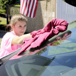 Second Presbyterian Church hosts car wash in Pittston July 25