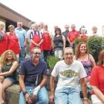 Sacred Heart of Jesus volunteers prepare for annual family picnic