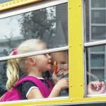 Pittston Area School District announces 2015 bus schedule