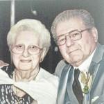 Ginocchiettis celebrate 70th wedding anniversary