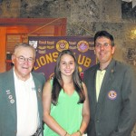 Jenkins Township Lions Club awards scholarships