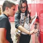 Pittston Area High School holds freshman orientation on Aug. 27