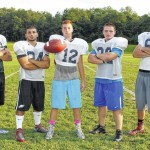 Pittston Area football team looking to build on passion, enthusiasm for 2015 season