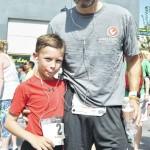 Matt Flynn, Tara Johnson take the lead in Tomato Festival 5K race