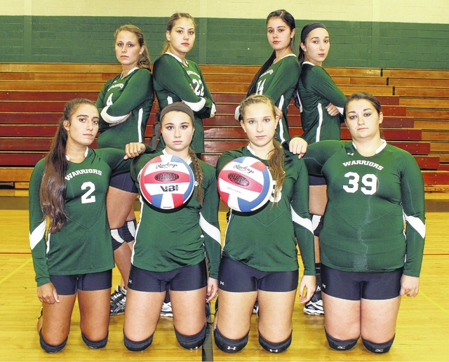 Veteran lineup could put Wyoming Area girls volleyball in contention
