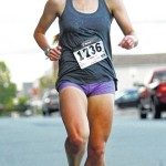 Valley's fastest man and woman crowned