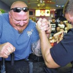 Arm wrestling takes center stage during annual Pittston Tomato Festival