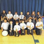 Holy Rosary School begins instrument program