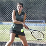 Wyoming Area falls to Valley View in quarterfinals of District 2 tennis tournament