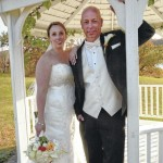 Nicole DePhillips and Mark Prezkop are wed