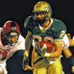 Brian Miles, Wyoming Area run past Crestwood in 32-7 win