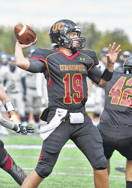 The Next Level: PA grad James Emmett quarterbacks Ursinus to late-season success