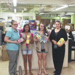 Girl Scouts earn Silver Awards for donation to Ruth's Place Women's Shelter in Wilkes-Barre