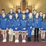 Holy Rosary School in Duryea holds annual Athletic Association Team Mass