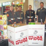 The UPS Store in Wyoming is a dropoff point for Toys for Tots donations