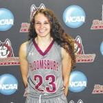 Pittston Area graduate Mia Hopkins named PSAC Player of the Week