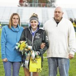 Wyoming Area field hockey seniors honored at final home game