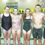 Top swimmers return to Wyoming Area boys team
