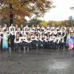 Pittston Area High School Marching Band completes season with 49 members