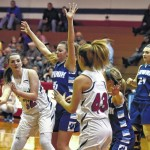 High school girls basketball: Pittston Area drops crucial matchup with Hazleton Area