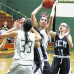 High school girls basketball: Warriors, Patriots each have perfect week heading into district championships