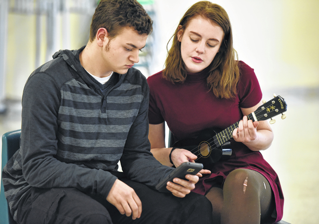 Handstands, a ukulele, music and dancing will all be part of Wyoming Area Key Club Talent Show on Feb. 20