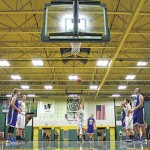 Wyoming Area's girls basketball team raises $350 for Blue Chip Farms Animal Refuge