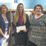 First National Community Bank raises over $900 for Pittston Memorial Library through dress down day