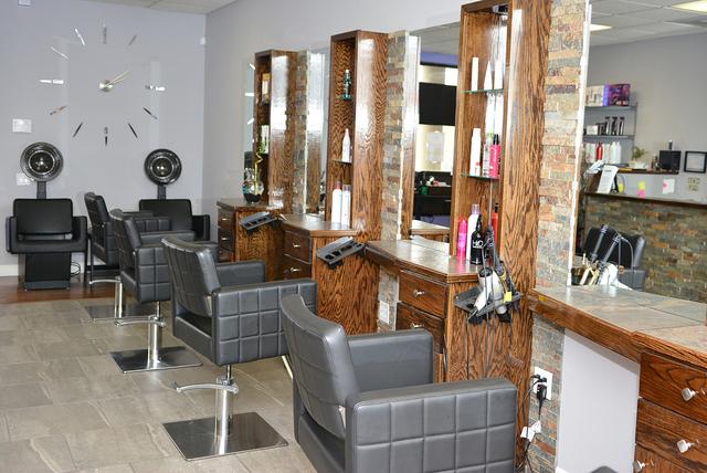 find salon pittston
