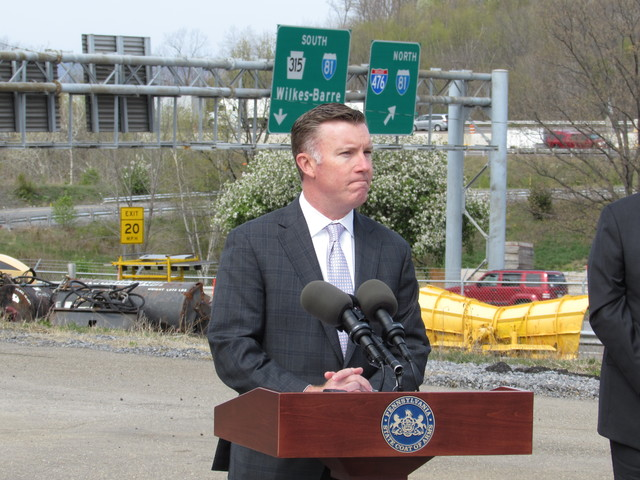 PennDOT and Pennsylvania Turnpike Commission combine efforts for Scranton Beltway Project that will connect Interstates 81 and 476