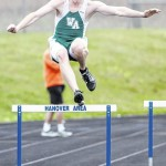 Shelby Stackhouse sets Wyoming Area girls track and field record, while Hanover Area boys stay unbeaten