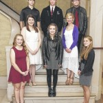 Local Chatter: Greater Pittston students inducted into the Misericordia University Sigma Tau Delta International English Honor Society