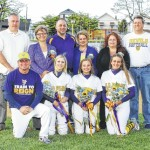 Old Forge senior softball players honored at Senior Day