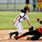 H.S. softball: Wyoming Area can't tame Tigers, eliminated from district championships