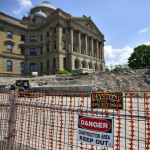 Historic Luzerne County Courthouse repairs in the works