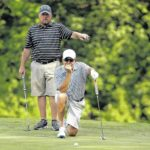 Eric Williams and Dave Kluger win second 70th annual John A. Allan Golf Tournament title