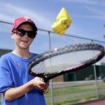 First Pittston Area USTA Middle States Rally Stars tennis camp teaches fundamentals