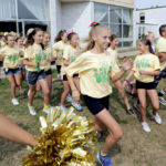 Wyoming Area hosts cheerleading camp July 25-28