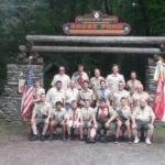 Boy Scout Troop 302 of West Pittston earns multiple awards during a camping trip