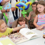 Children's Day held at the Pittston Farmers Market July 26