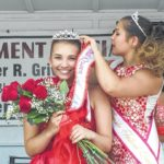 Destiney Seville, of Plymouth, crowned 2016 Pittston Tomato Festival Queen