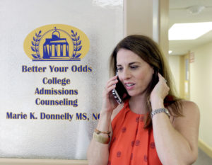College admissions counseling business Better Your Odds holds grand opening Aug. 26 in Pittston