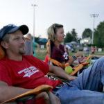 Legends never die: Pittston City Little League shows 'The Sandlot' on baseball field
