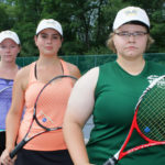 H.S. tennis: Wyoming Area girls poised to continue successful run