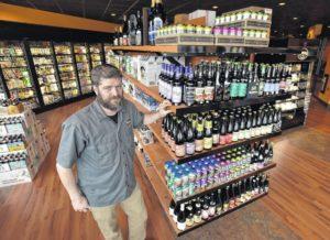 Men's Journal dubs Sabatini's Bottleshop & Bar in Exeter state's top beer stop