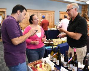 Taste of Greater Pittston held at Pittston Memorial Library on Sept. 25